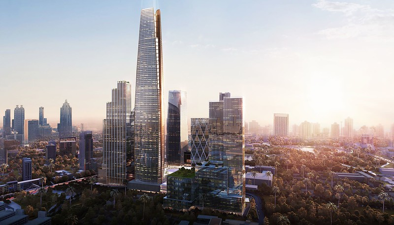 One Bangkok - City View