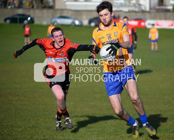 Snr Football vs Ballinteer St Johns 010215
