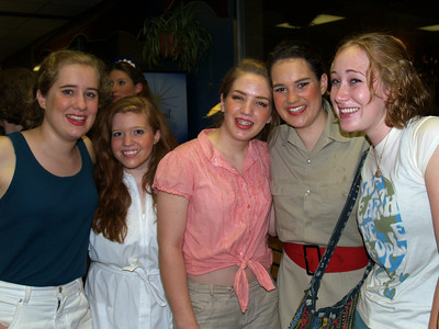 South Pacific - AFTER the Show! (Fri., Sat. eves.)