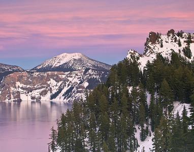 Crater Lake National Park_Oregon