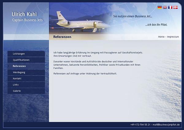 Ulrich Kahl - Website