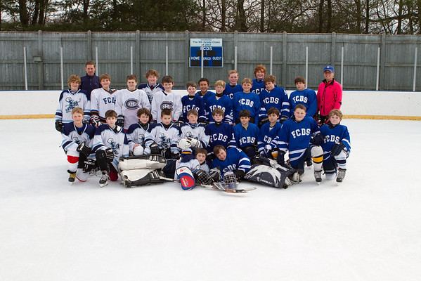 FCDS: B/W Hockey