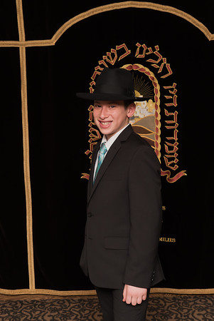 Shai Warso Bar Mitzvah Portraits-March 17, 2018