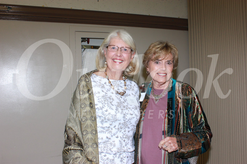 Karen Habib and Linda Massey