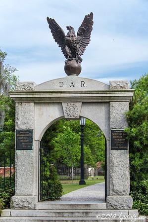 Colonial Park, Savannah, GA 2014