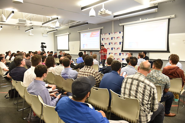 TechDuels AI-ML Debate NYC