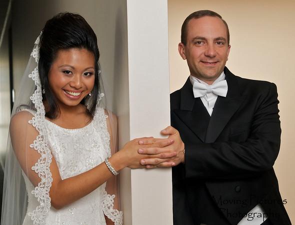 Irene and Joe Wedding