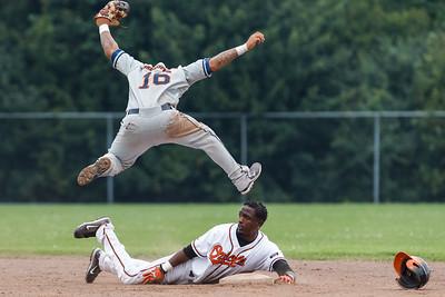 Orioles - Twins overgangsklasse (24-08-2013)