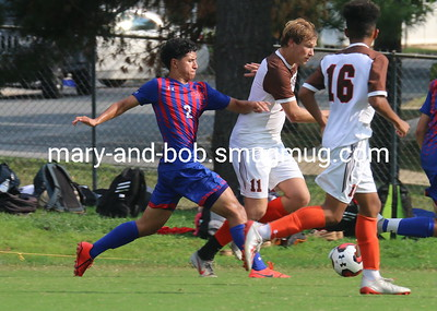 2019 Boys Soccer Landon 0 v DeMatha 4