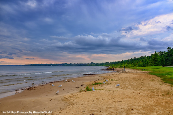 Michigan Parks - Hiawatha National Forest, Muskegon State Park