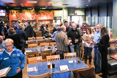 Q1  Mixer, The Lodge at Cascade Brewing, Jan 2018