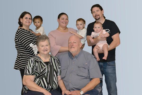 Starlette Newman Sinyard Family Gatherings