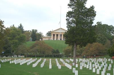 Arlington Cemetery 2008