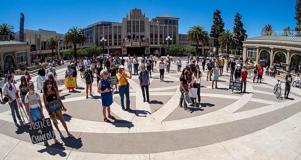 12 June 2021 Redwood City:  Demand San Mateo County Law Enforcement Accountability