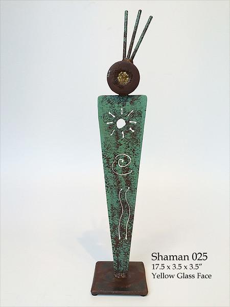 Shaman 025 (SOLD)