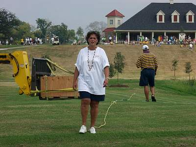 2001 - Krewe of Centaur Golf Tournament