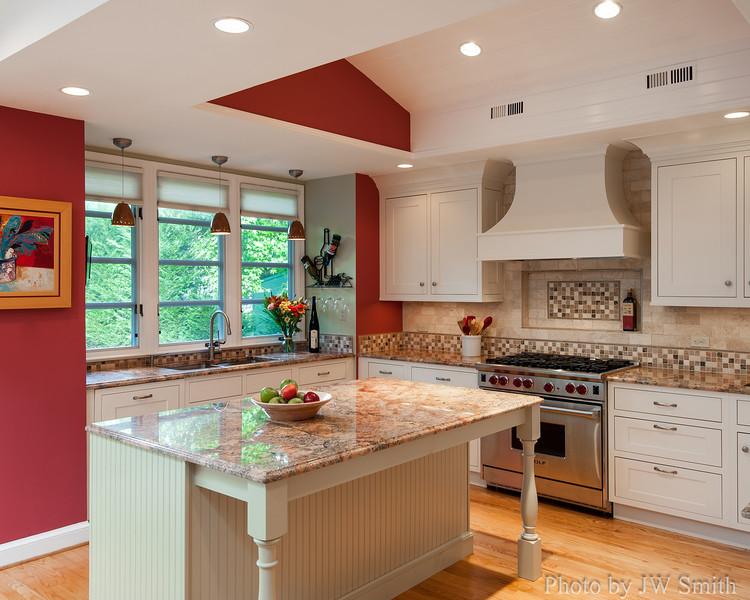 Olney, MD - Designer: Jan Goldman, NKBD, Kitchen Elements, LLC