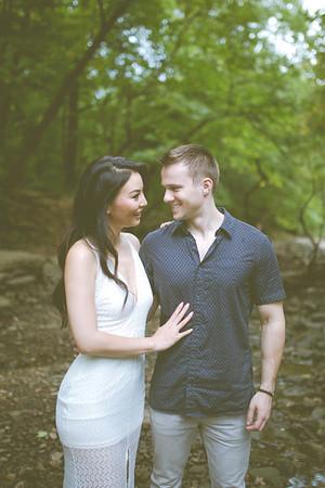 Engagement Session // Rebecca & Ivan