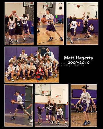 Modified Boys Basketball Game 2009-2010