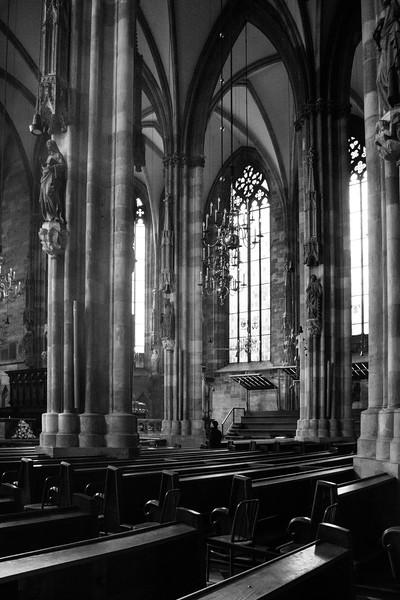 Inside St. Stephens Church