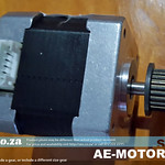 SKU: AE-MOTOR/42, Generic 42 Series (57) Stepper Motor, Spare for Our V-Series Vinyl Cutter X/Y Axis and V-Smart Vinyl Cutter X Axis Motor