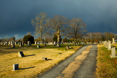 Jordan Cemetery, Waterford, CT
