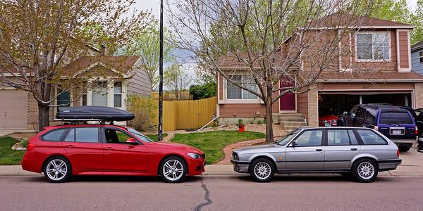 E30 Touring / F31 Touring