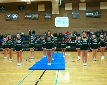 Outlaw Cheer 1-20-2017