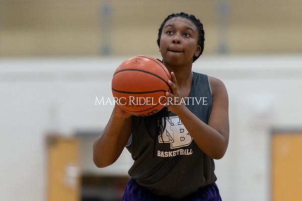 Broughton girls basketball vs Wake Forest. November 14, 2019. D4S_9456