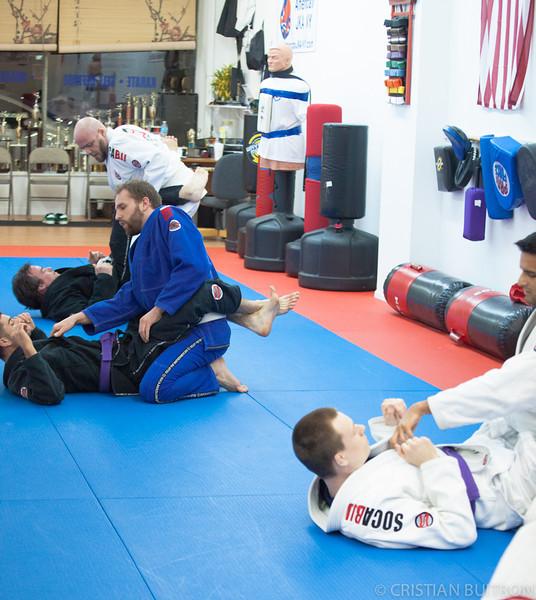 Soca BJJ Syosset First Friday Night Training