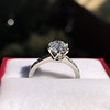 1.32ct Old European Cut Solitaire by Vatche, GIA I VS 9