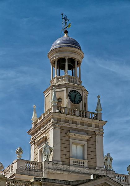 Clock Tower, Town Hall, Cadiz