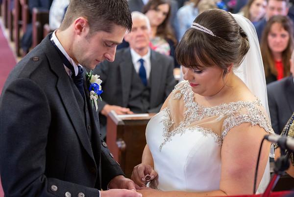Catriona & Gary Wedding