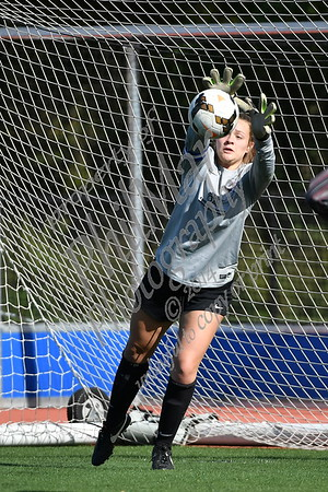 Oley vs Wyomissing Girls High School Soccer 2017 - 2018