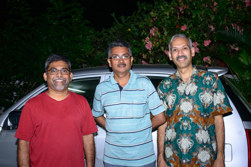 Sundar, Chokie, Luxie