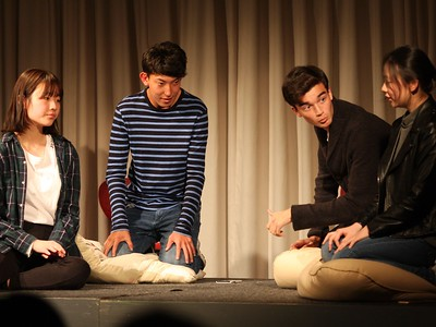 Students Perform at Theater Showcase