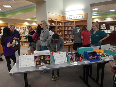2017-04-03 National Library Week Reception