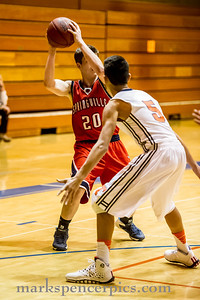 Basketball Soph SHS vs Timpview 2-4-2014