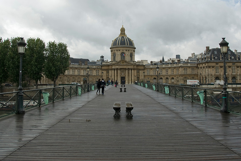 Pont Des Arts in Paris, France