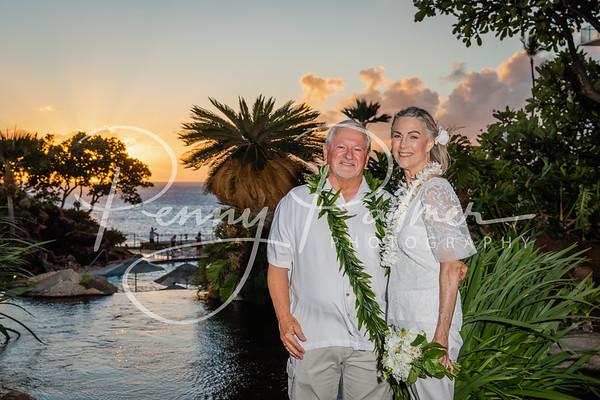 Donald and Linda, 50 years