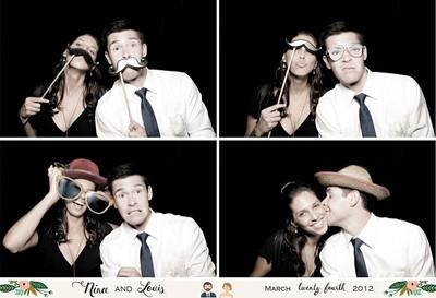 LA 2012-03-24 Louis & Nina
