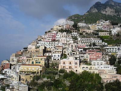 From Capri to Positano, Le Sirenuse Hotel