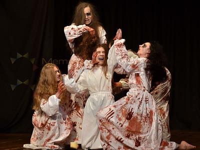 St. Mary's College: Macbeth Act II sc ii; Act V sc i