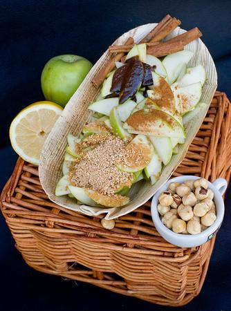 Native foods Apple Strudel