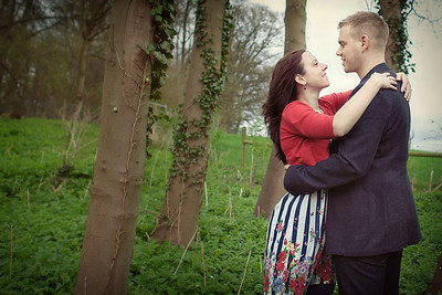 Kayleigh and Alex's Pre-Wedding Shoot