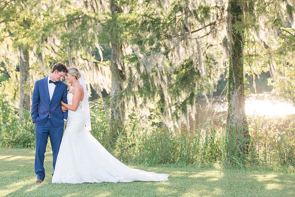 Cole + Taylor | Wedding Portraits