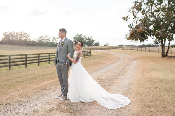 Taylor + Daniel Wedding