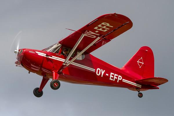 OY-EFP - Stinson HW75