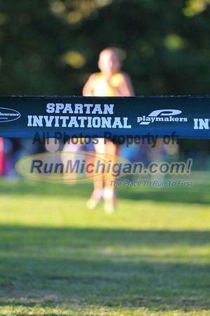 Middle School Girls - 2013 Spartan XC Invitational