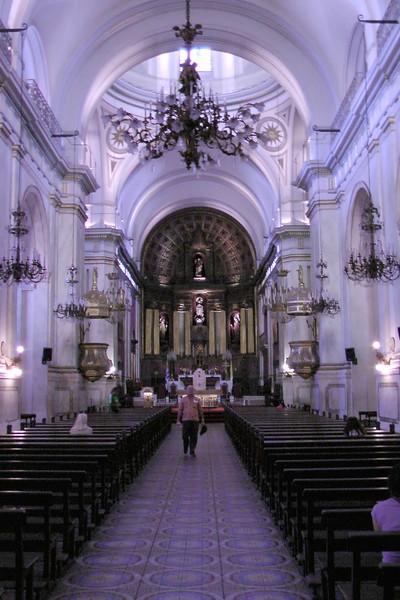 Metropolitan Cathedral, Montevideo, Uruguay